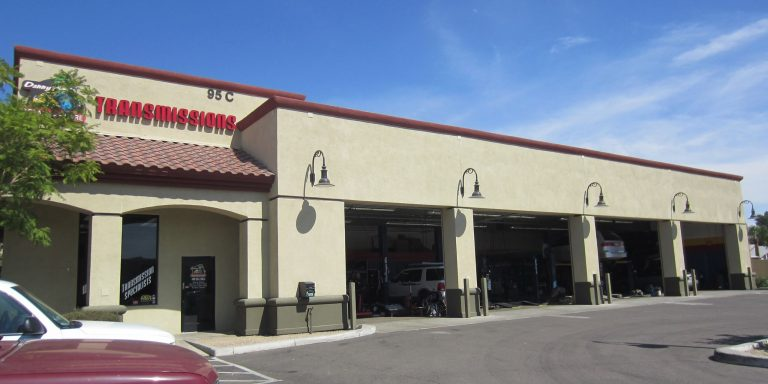 chandler transmission repair shop